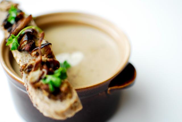 studio kuchnia | Zupa grzybowa