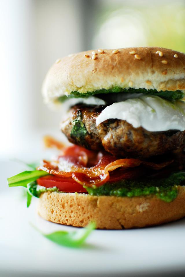 studio kuchnia | Italian Style Hamburger