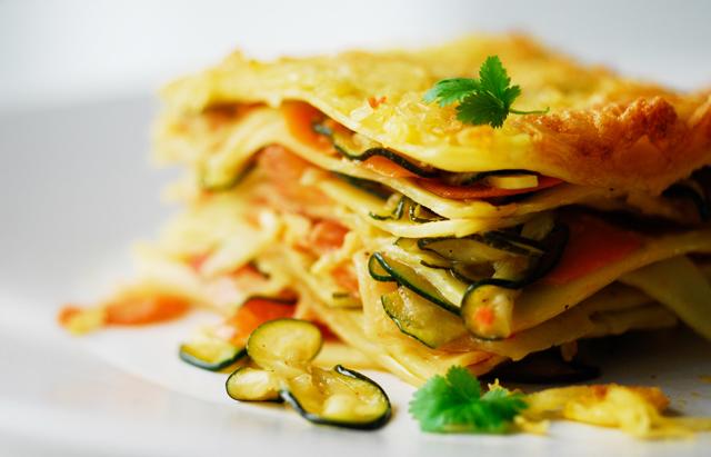 studio kuchnia | Lasagne z kalarepką