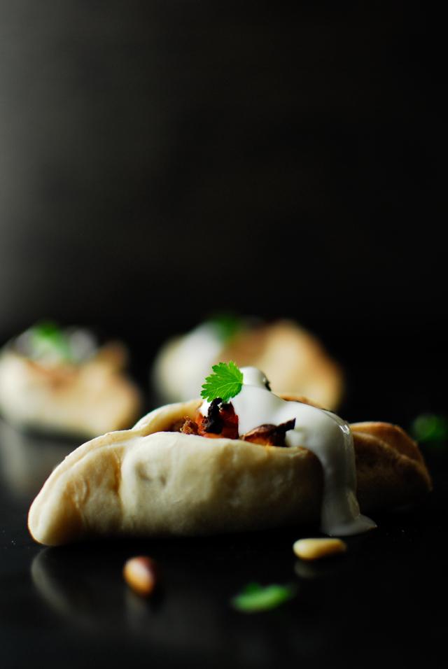 studio kuchnia | Turecka pizza, mini