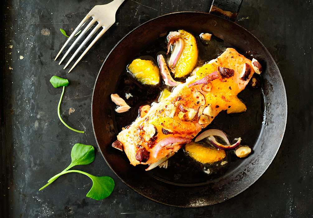 studio kuchnia | Łosoś a l'orange