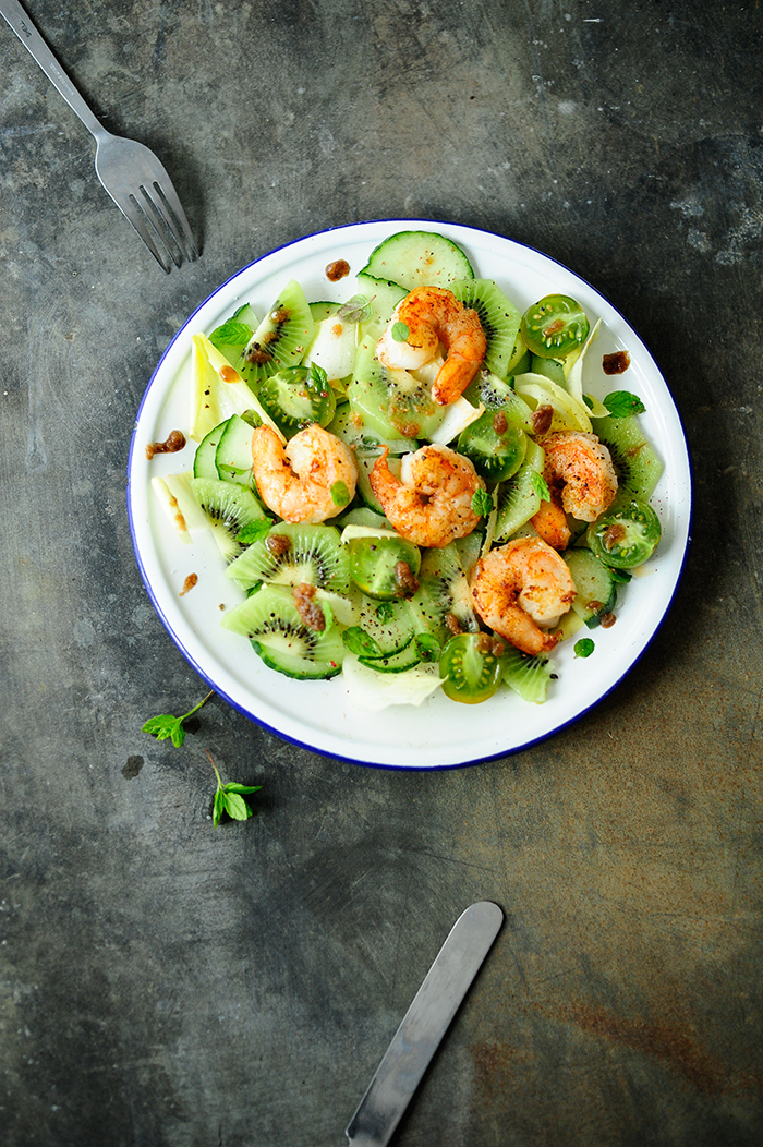 studio kuchnia | Bitter sweet salad