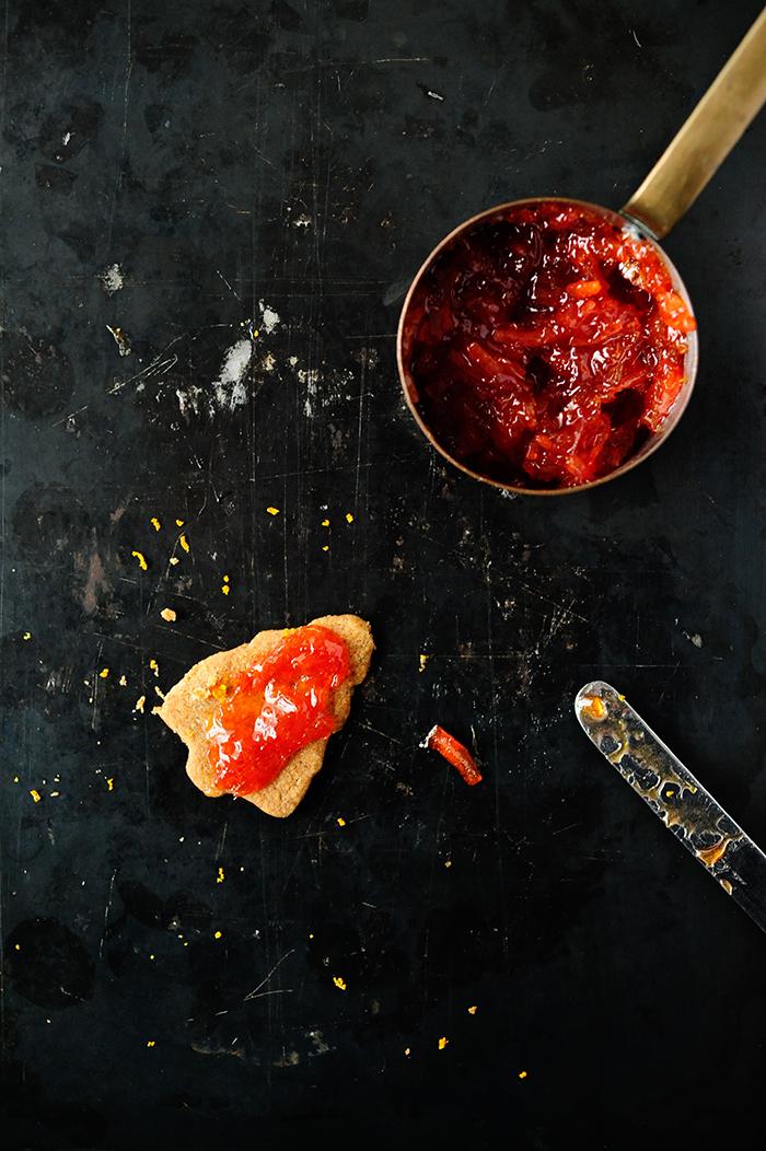 studio kuchnia | dżem pomarańczowy z Campari