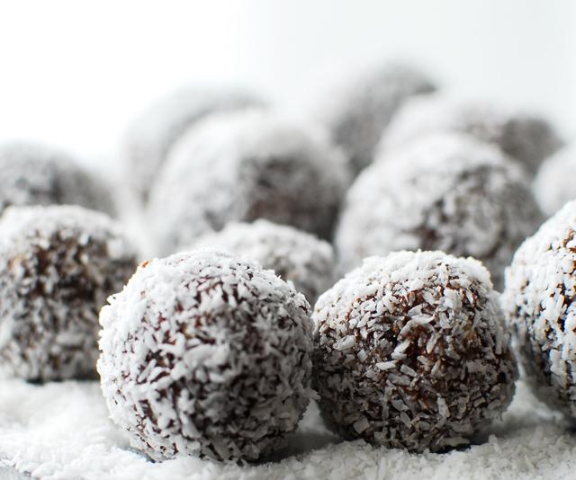 Trufle kokosowe