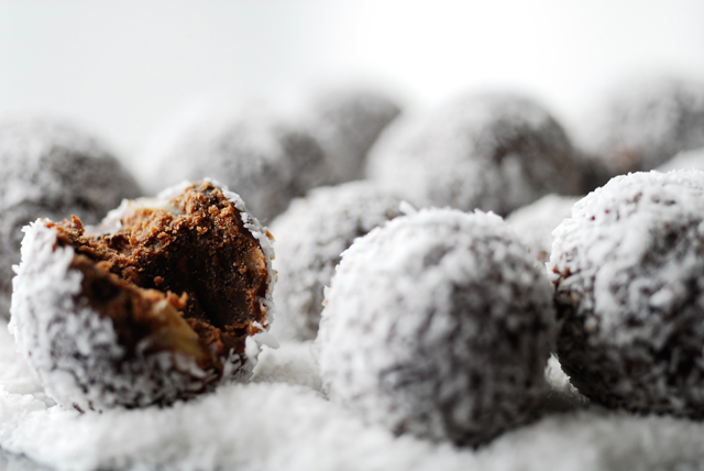 studio kuchnia | Trufle kokosowe