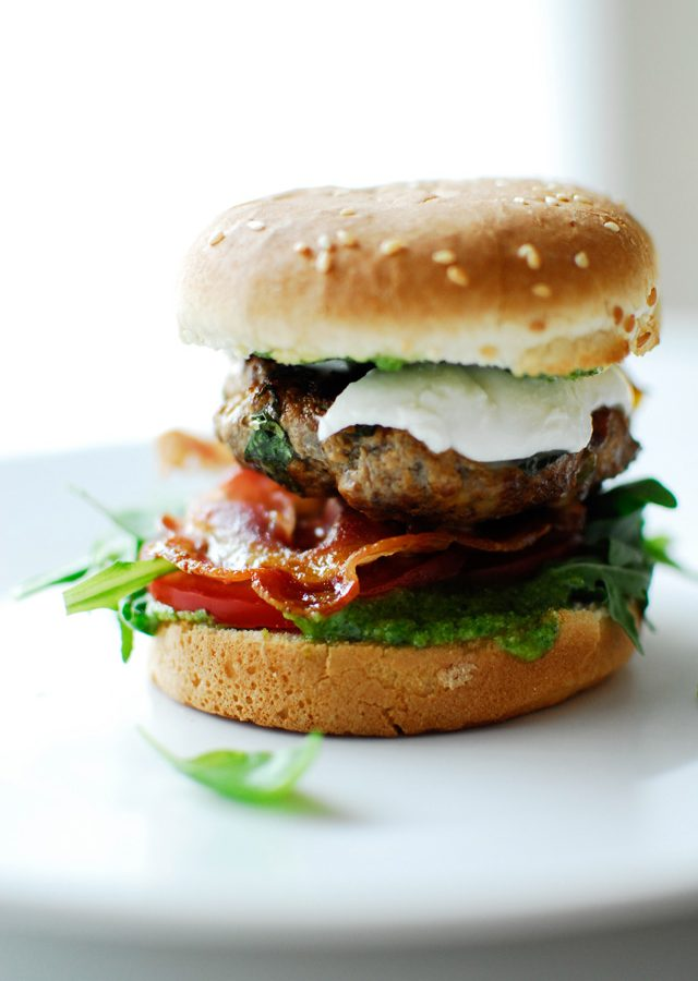 Italian Style Hamburger