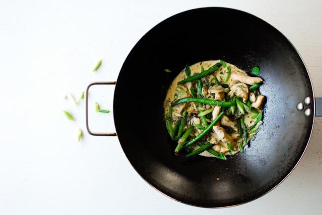 studio kuchnia | Stir-Fry z kurczakiem i fasolką