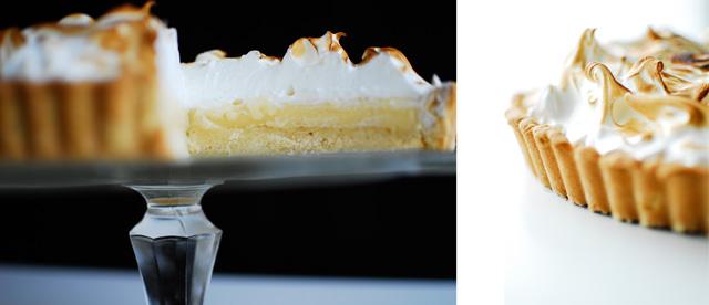 studio kuchnia | Tarta cytrynowa z przypalaną pianką bezową