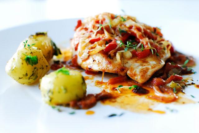 studio kuchnia | Kurczak zapiekany w serze