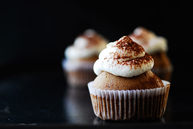 studio kuchnia | Irish coffee cupcakes