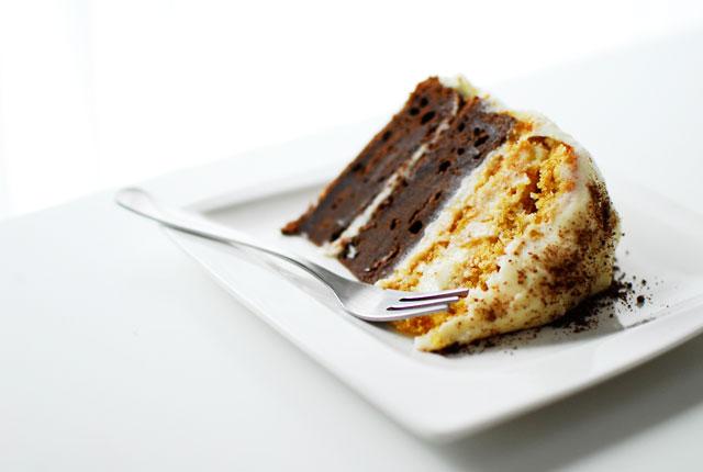 studio kuchnia | Tort czekoladowy z twistem