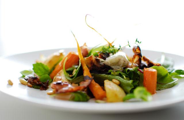 studio kuchnia l Wiosenna sałatka obiadowa