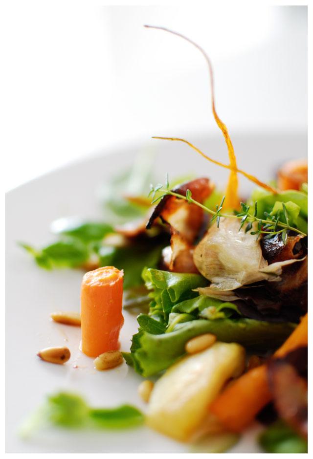 studio kuchnia | Wiosenna sałatka obiadowa