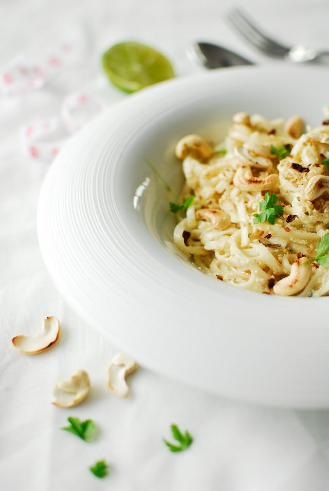studio kuchnia | Nudle z pesto z tofu