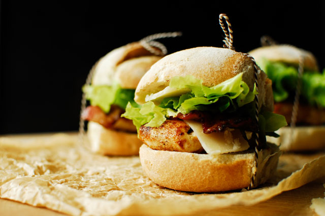 studio kuchnia | Ceasar Burger