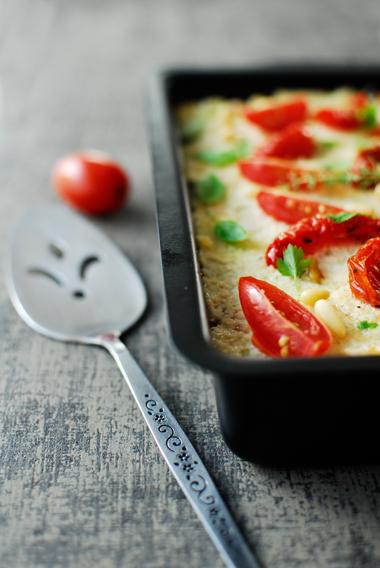 studio kuchnia | Raw lasagne z cukinii