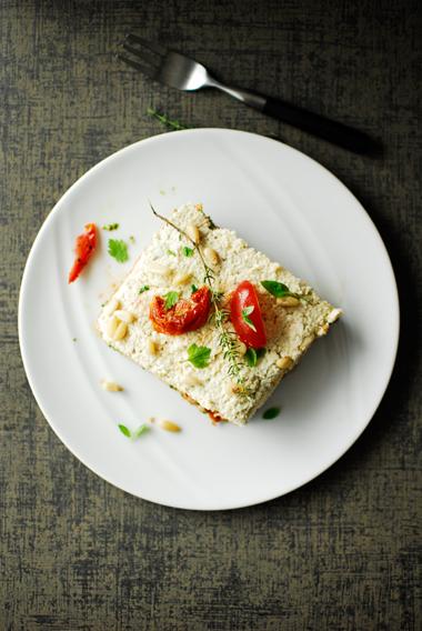 studio kuchnia| Raw lasagne z cukinii