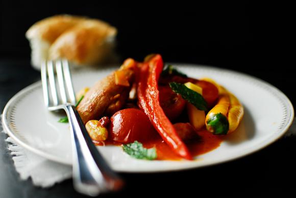 studio kuchnia | Marokańskie danie jednogarnkowe z kurczakiem