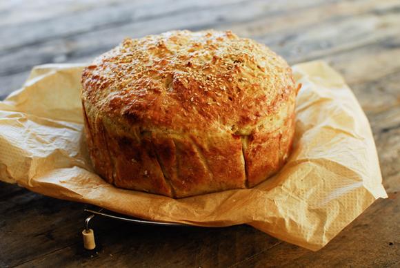 Studio kuchnia | Chleb ziemniaczany