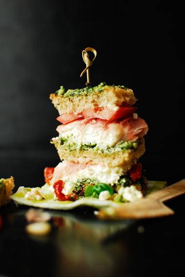studio kuchnia | Tiramisu z pomidorem i mascarpone