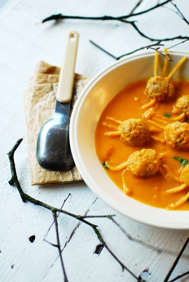 Studio kuchnia | zupa z pajączkami