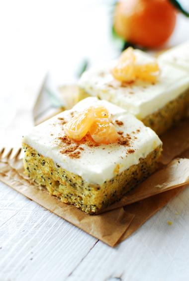 studio kuchnia | Ciasto marchewkowe z makiem i mascarpone