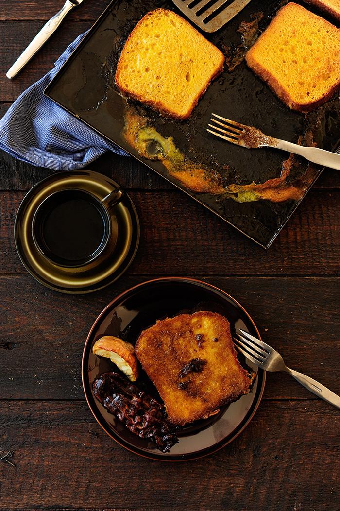 studio kuchnia | Karmelizowane tosty