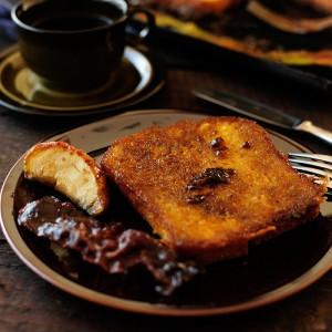 Karmelizowane tosty