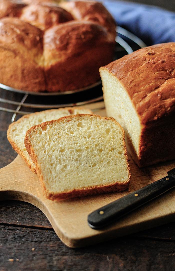 studio kuchnia | Japoński chleb mleczny