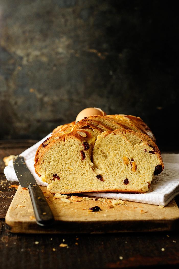 studio kuchnia | Chleb wielkanocny