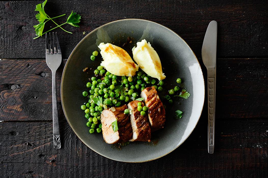 studio kuchnia | Lakierowana polędwica wieprzowa