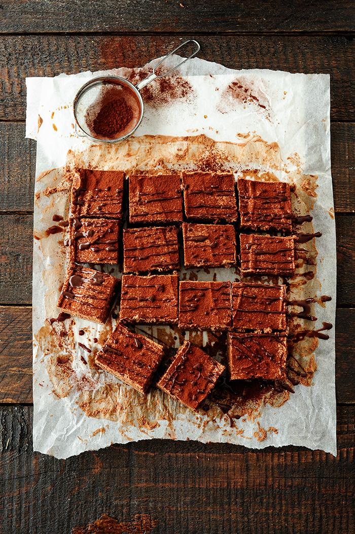 studio kuchnia | Kostka z musem czekoladowym