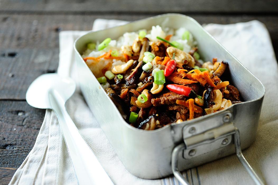 studio kuchnia | Orientalna potrawka z wołowiny