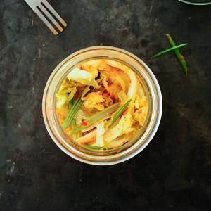 Kimchi - fermentowana kapusta