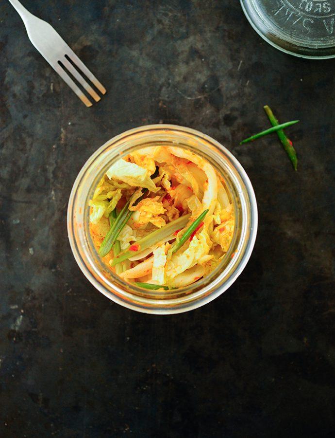 Kimchi – fermentowana kapusta