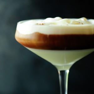 Kawa mrożona z rumem