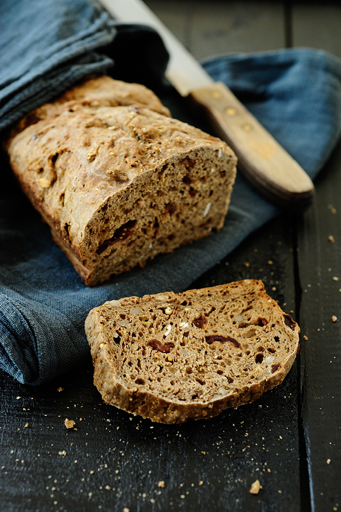 Multigrain Bread With Dried Cranberries Recipes