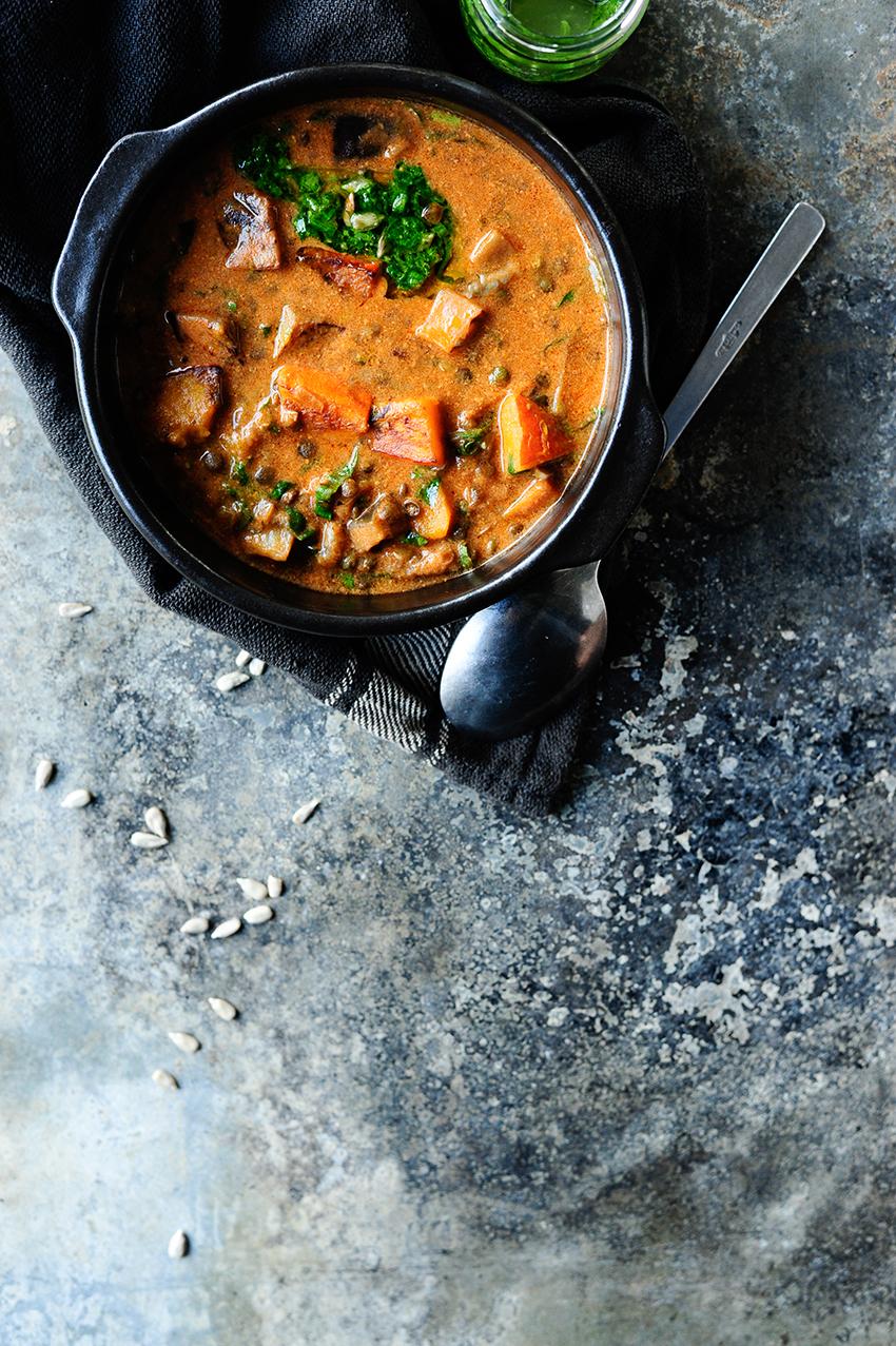 studio kuchnia | zupa-z-soczewicy-z-dynia-i-baklazanem