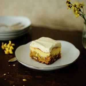 Pumpkin oat cheesecake bites