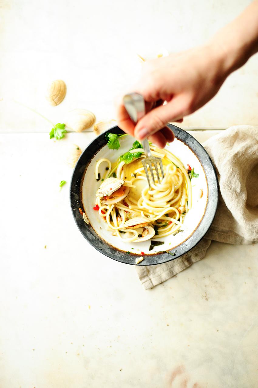studio kuchnia | pasta-alle-vongole
