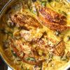 chicken in butternut squash